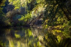 Ofanto river, Avellino, Italy